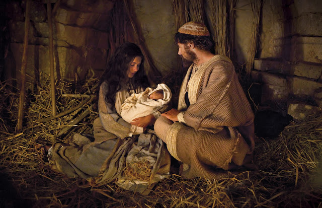free baby jesus christmas pictures