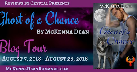 Blog Tour - 'Ghost of a Chance' by McKenna Dean #Giveaway