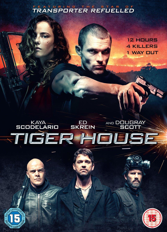 Nonton Film Tiger House (2015)