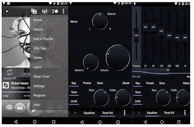 Poweramp Full Version Unlocker APK Terbaru Music Player Pro