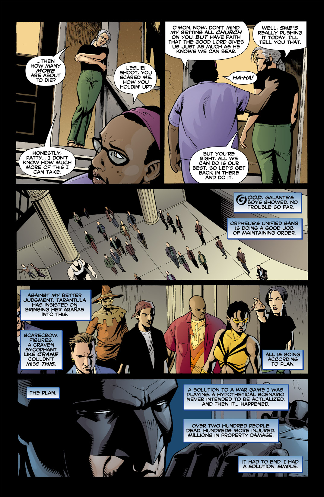 Detective Comics (1937) 799 Page 2