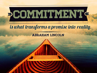 Great Commitment Quotes