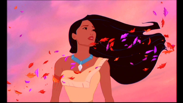 Pocahontas Cartoon Photos