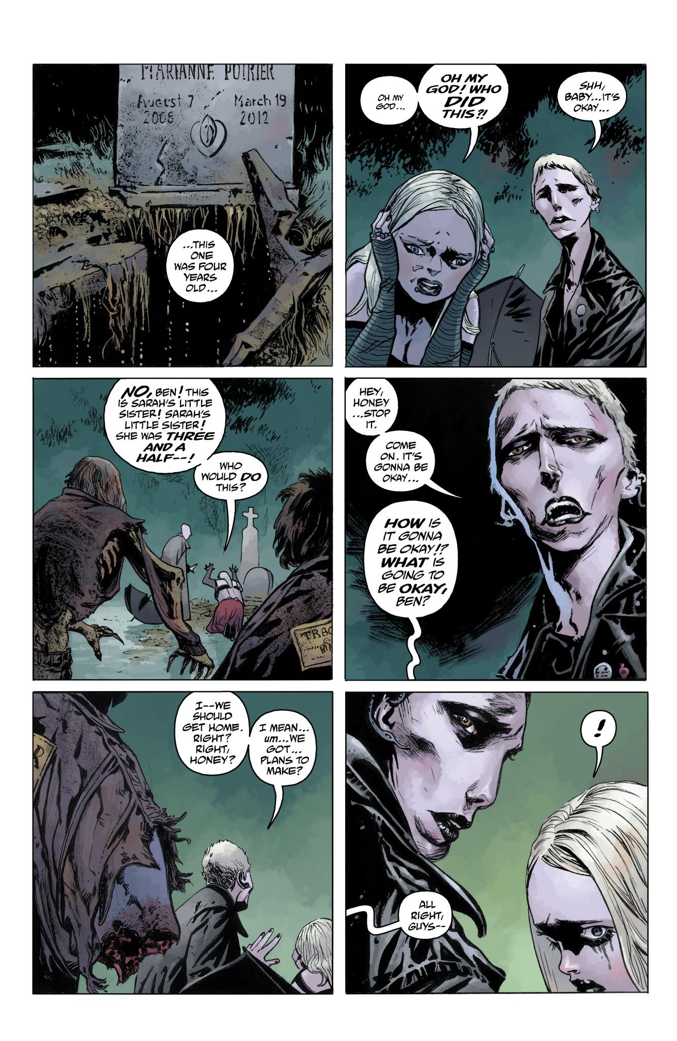 Read online Abe Sapien comic -  Issue #10 - 16