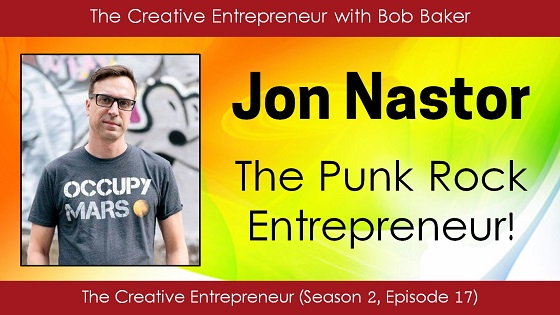 Hack the Entrepreneur with Jon Nastor interview