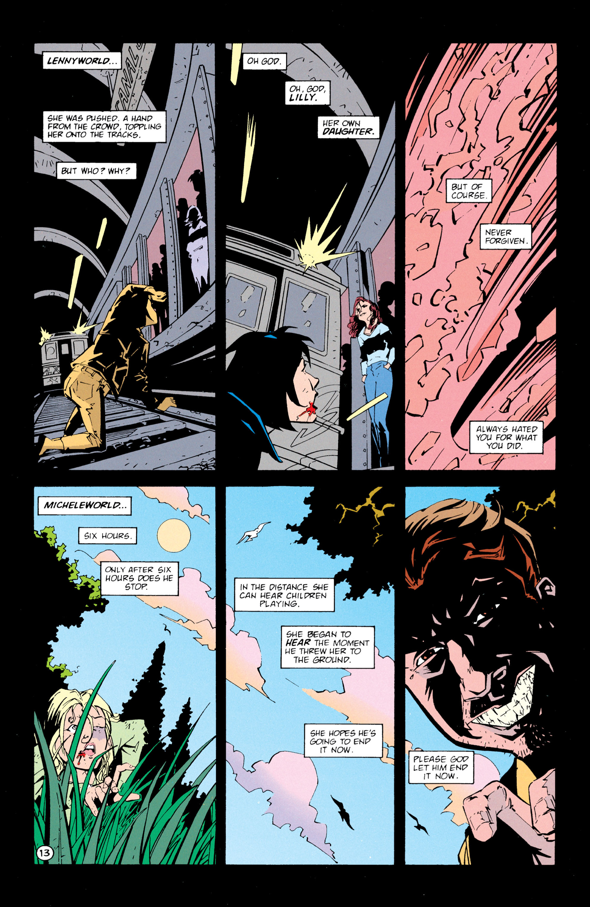 Read online Shade, the Changing Man comic -  Issue #61 - 14