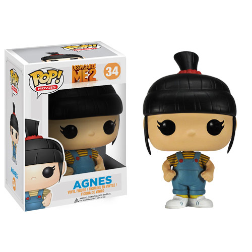 Despicable Me 2 Movie Agnes Pop! Vinyl Figure