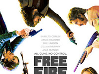 Download Film Free Fire (2017) 720p HD Subtitle Indonesia