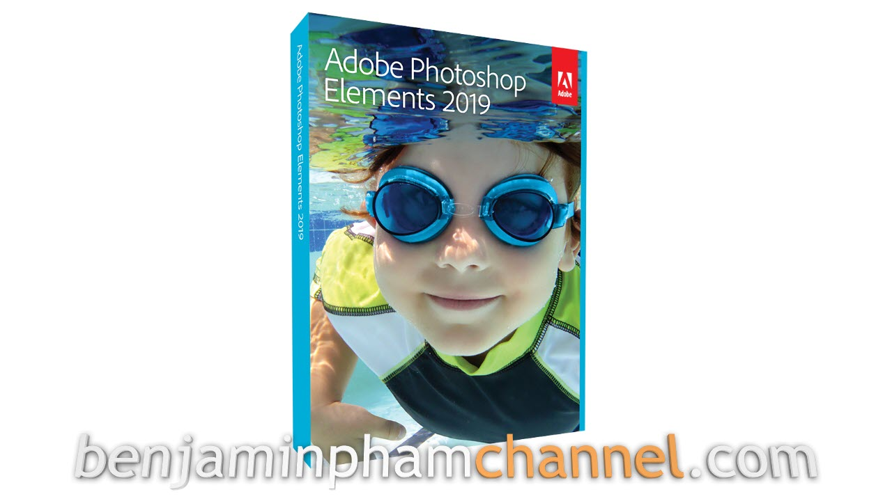 Adobe Photoshop Elements 2019 v17.0