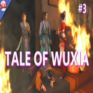 Tale Of Wuxia PC Game Free Download