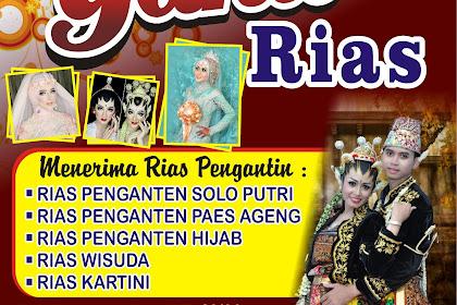 40+ Most Popular Contoh Banner Rias Manten
