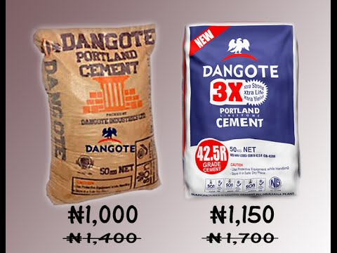 Serious Warning About DANGOTE CEMENT