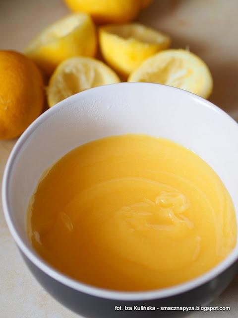 krem cytrynowy, krem maslany z cytryna, dodatek do deserow, krem do tortow, krem do ciasteczek, cytryny, deser