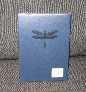 gorgeous dragonfly journal