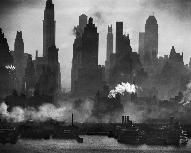 classic blackandwhite new york city photos vintage