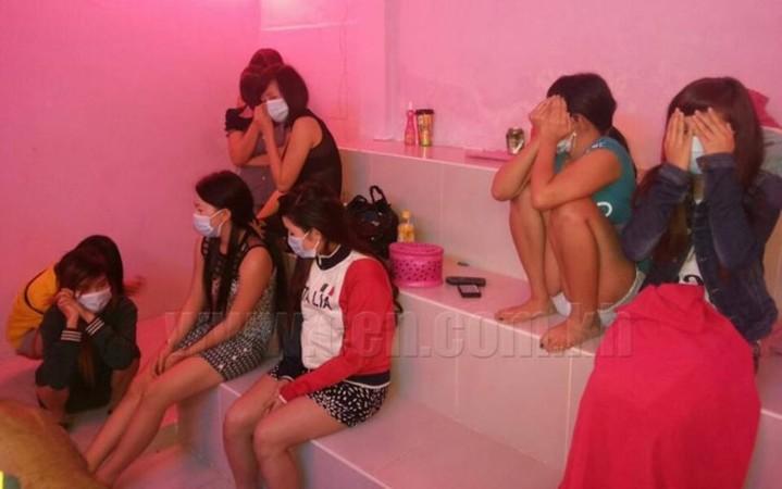 Проститутки в камодже