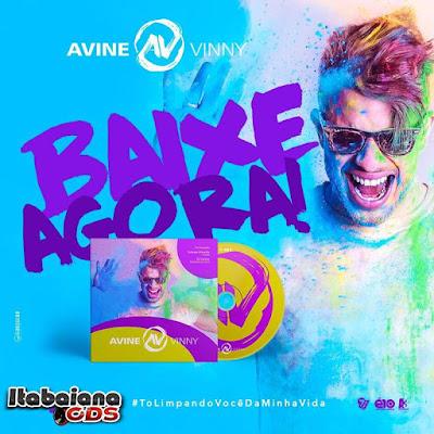 Avine Vinny - CD Promocional de Maio 2016