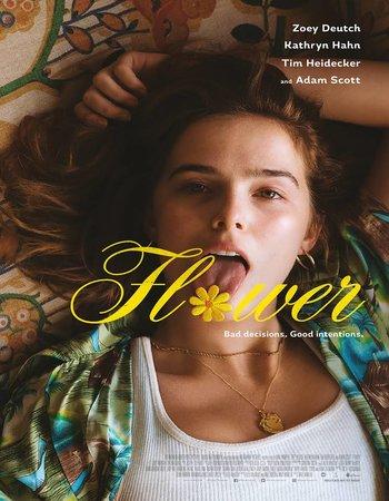 Flower (2017) English 720p WEB-DL