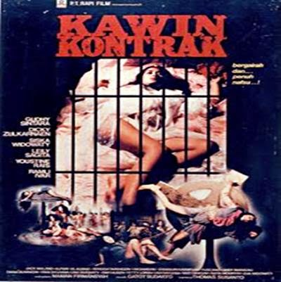 Brigade 86 Movies Center - Download Film Kawin Kontrak (1983) Gratis dan Nonton Film Online Gratis   Produser Sabirin Kasdani, Gope T Samtani  Sutradara Maman Firmansjah  Penulis Pitrajaya Burnama  Pemeran Siska Widowati, Sri Gudhi, Dicky Zulkarnaen, Ramli Ivar, Leila Sagita  Bahasa utama Indonesia