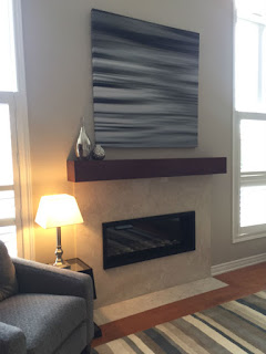 Oakville Fireplace Remodal