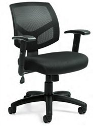 Offices To Go 11514B Chair at OfficeFurnitureDeals.com