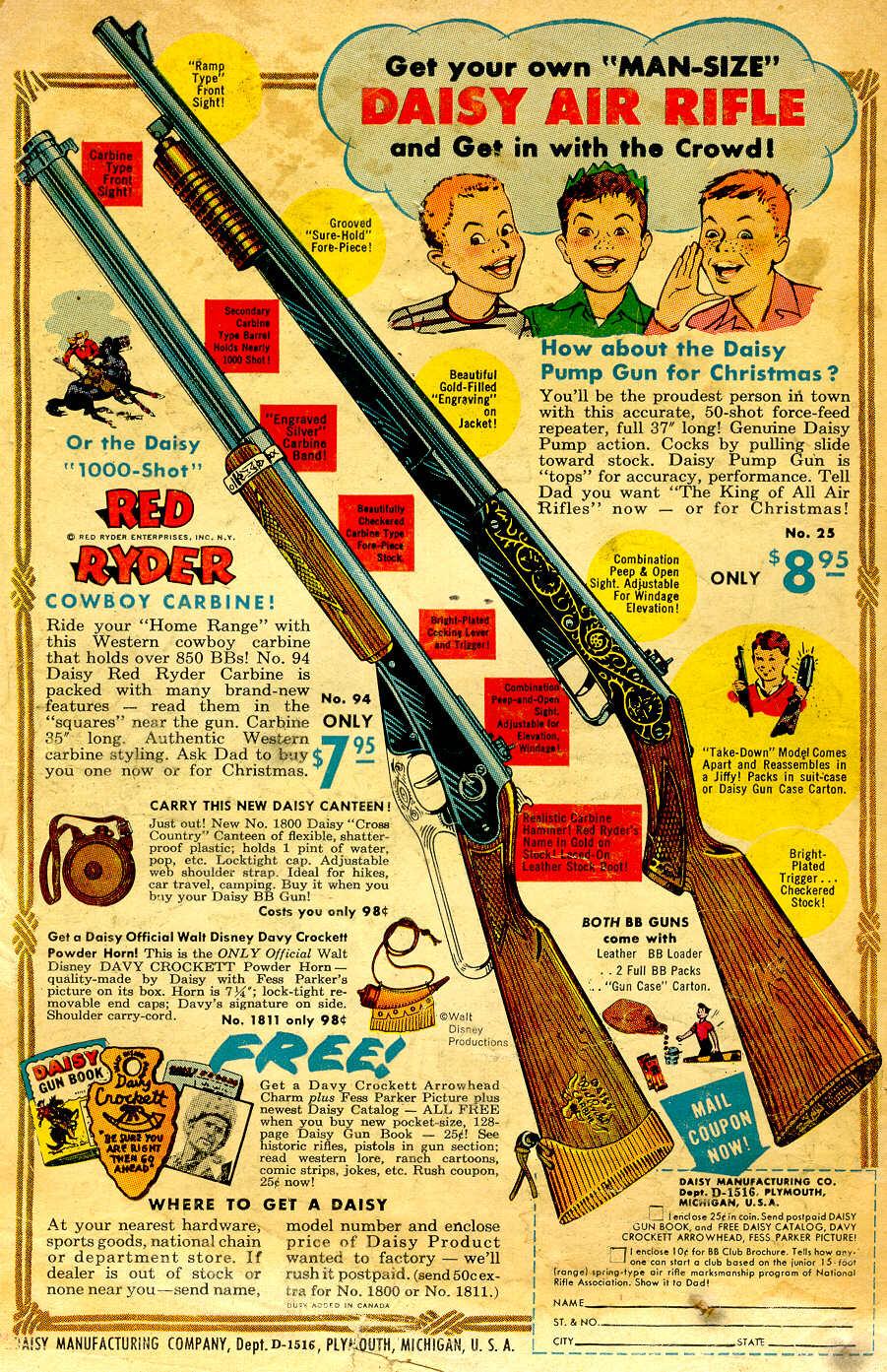 Strange Adventures (1950) issue 64 - Page 36