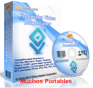 Freemake Video Downloader 3.7.1.3 Español Portable