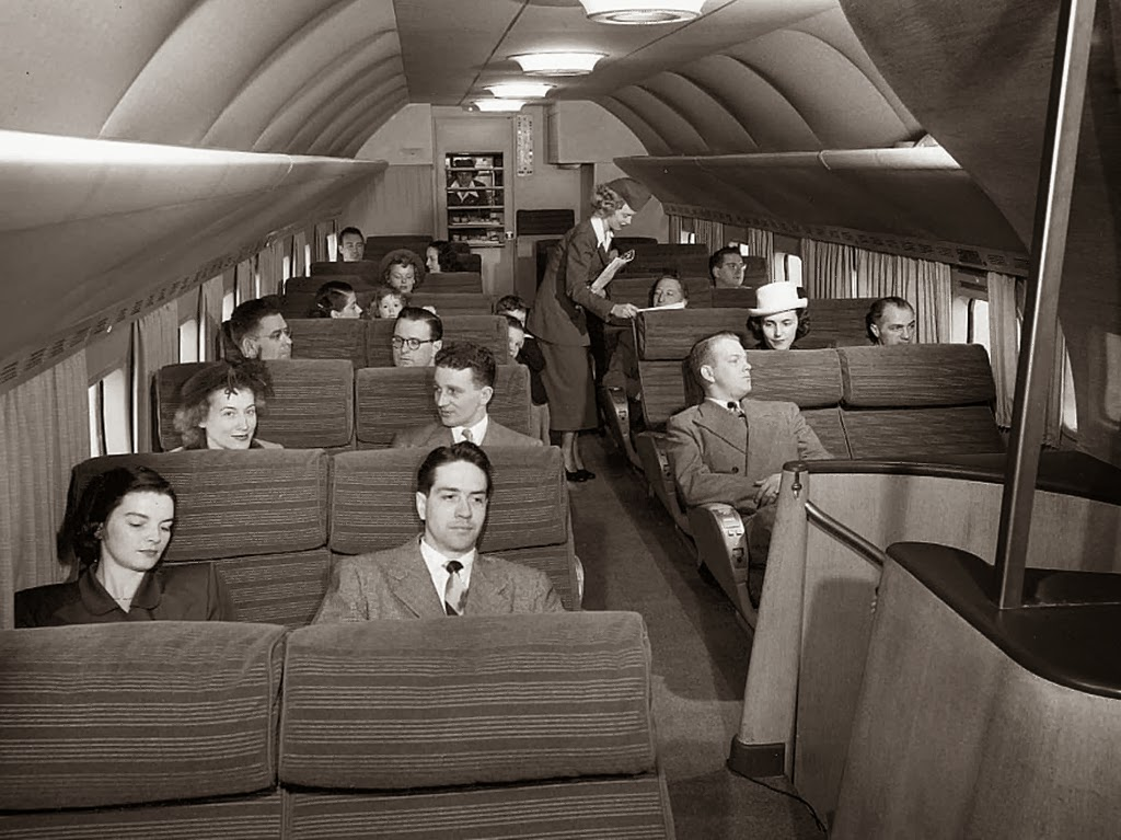 Travel Ideas Amp Tips The History Of Airline Cabin