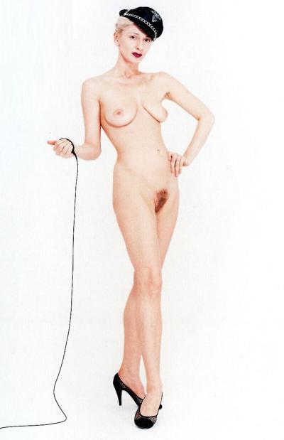 Desiree Nick Nude