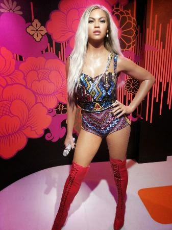 pemimping kuat ibarat Nelson Mandela Madame Tussauds Singapore, Tempat Asik Narsis-narsisan dengan Artis Terkenal