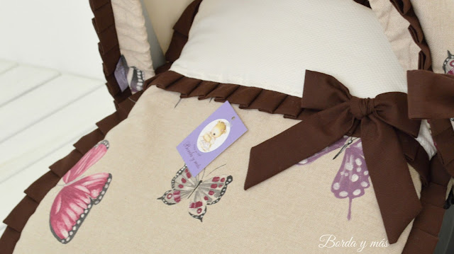 saco de mariposas maxicosi