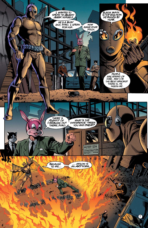 Detective Comics (1937) 689 Page 7