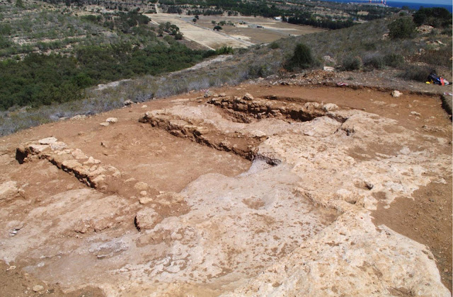 2016 excavations at Late Bronze Age site of Pyla-Kokkinokremos conclude
