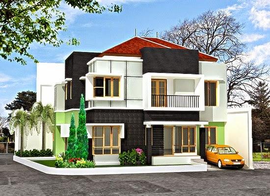 Gambar Rumah 2 Lantai