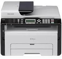 Ricoh SP 212SFNw Printer Driver