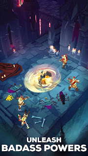 The Mighty Quest for Epic Loot Apk Mod v0.6.2.RC3 (Unlimited Money)