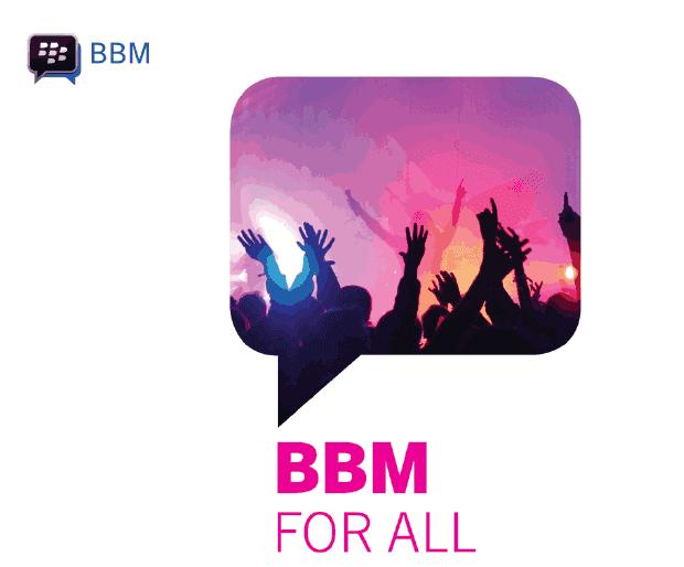 bbm for android dan iphone ditarik lagi