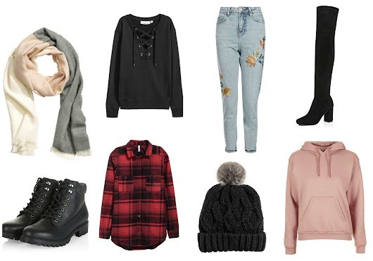A Little Autumn Fashion Wishlist