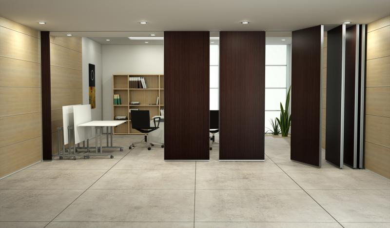 Know Why The Operable Walls Get Used Pretty Extensively