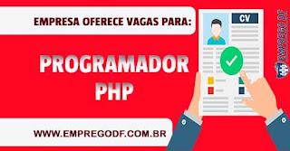 Programador PHP Pleno