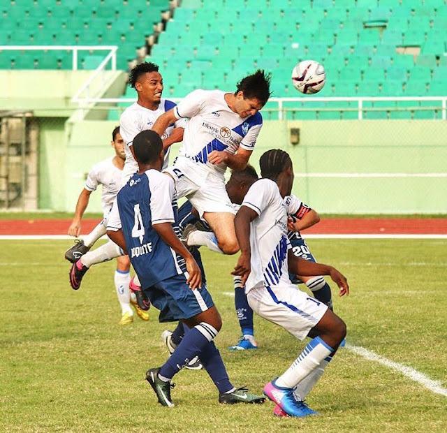 Atlántico FC vence 2-0 a universidad O&M