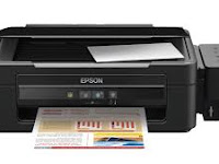Cara Mudah Reset Ink Waste Is Full Epson L110,L300,L350,L355