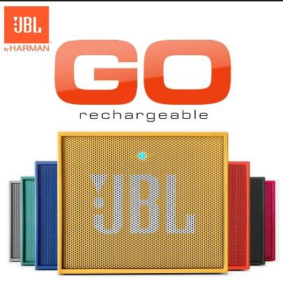 JLB Go Bluetooth Speaker.