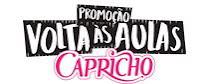 Promoção Volta às Aulas Capricho voltaasaulasch.com.br