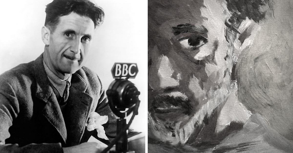 George Orwell e Odyr