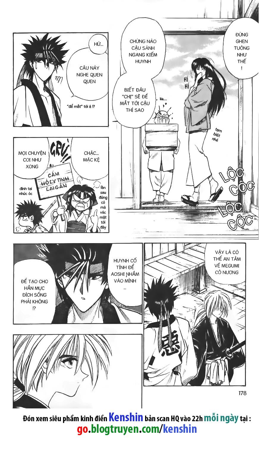 Rurouni Kenshin chap 30 trang 17