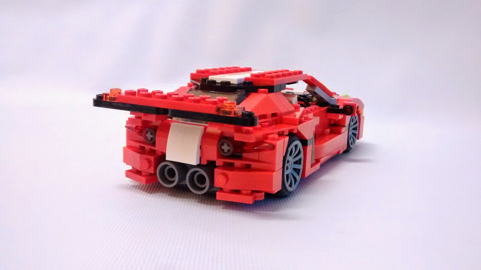 Lego Sports Car Set 31024 Alternate