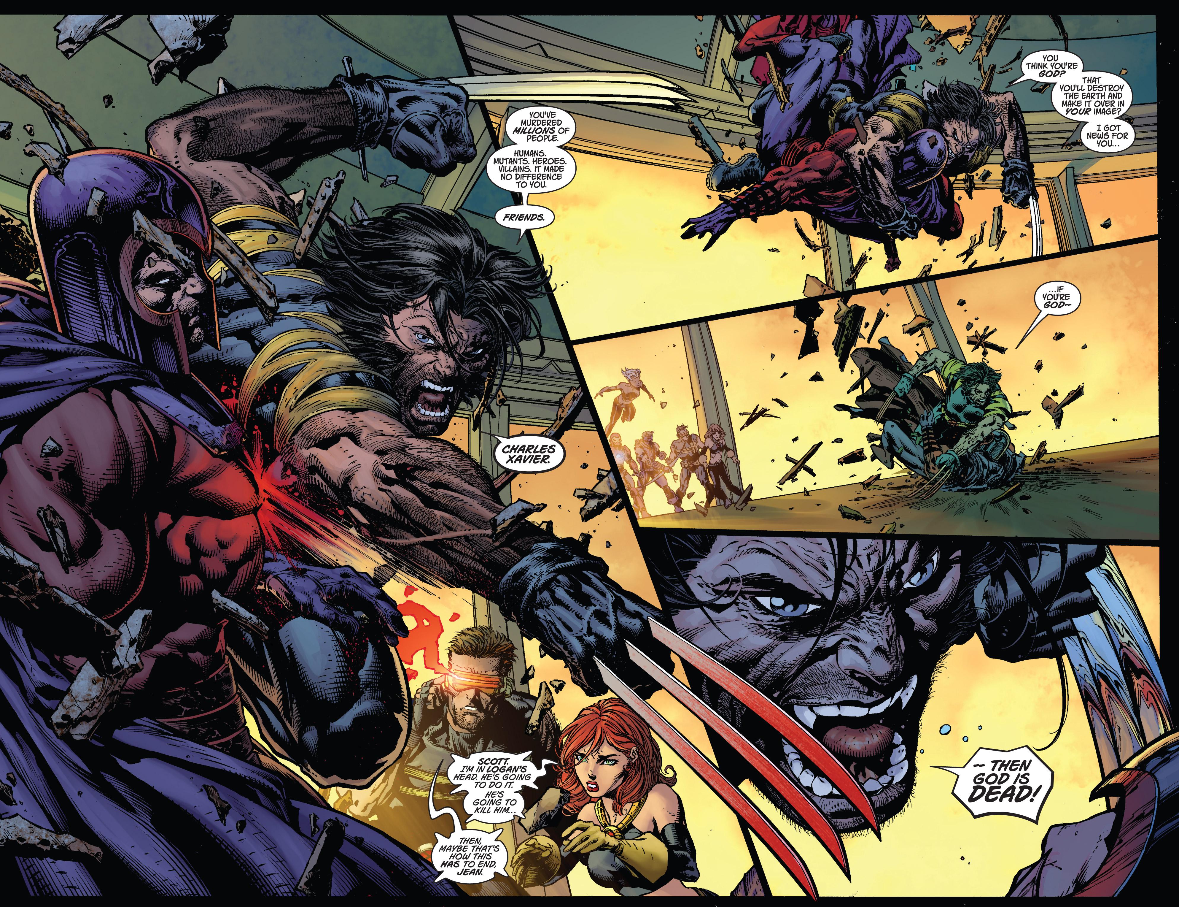 Read online Ultimatum comic -  Issue # _TPB - 97