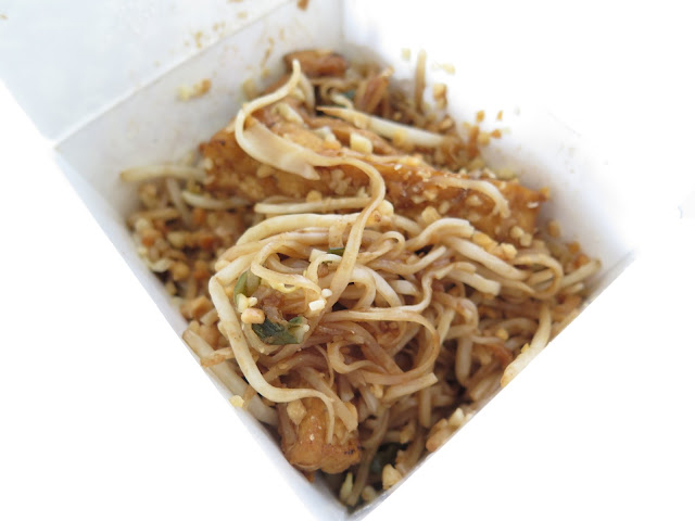 Pad Thai, thai express lakeside