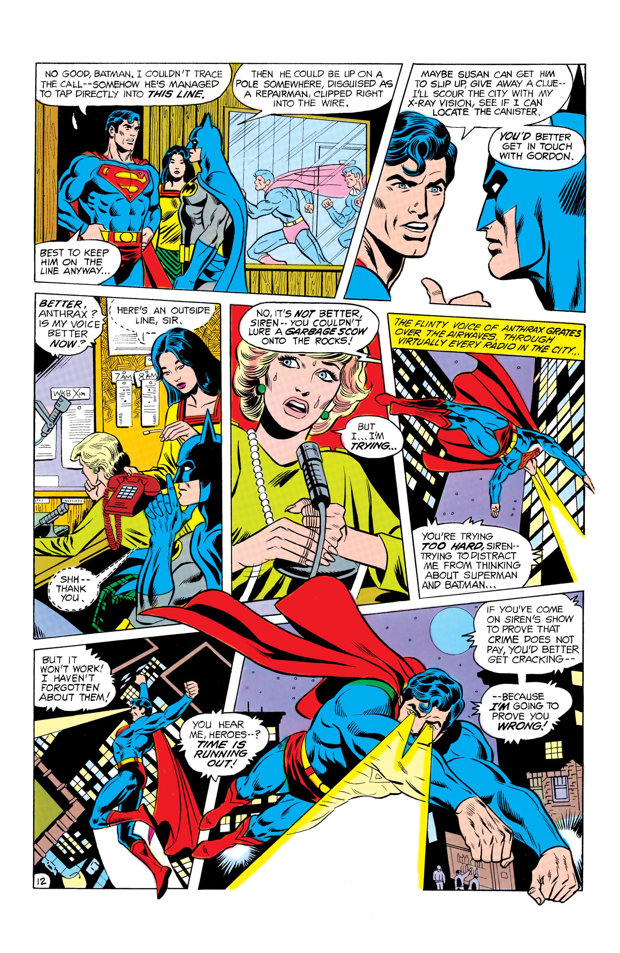 Read online World's Finest Comics comic -  Issue #292 - 13